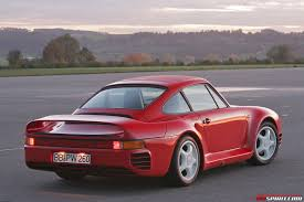 custom porsche 959 car picker red porsche 959