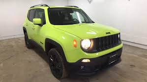 new jeep renegade green new 2018 jeep renegade latitude 4x4 for sale in oneonta near