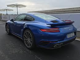 blue porsche 2016 2016 porsche 911 turbo and turbo s review caradvice