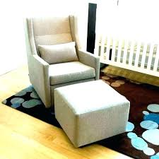 Rocking Chair For Baby Nursery Nursery Chair And Ottoman Intuitivewellness Co