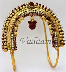 south indian bridal hair accessories online tradtional jewelry of india baju band vanki armlet