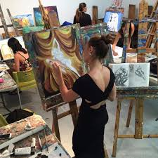 Make Up Classes In Miami The 10 Best Painting Classes In Miami Fl 2017 Lessons Com