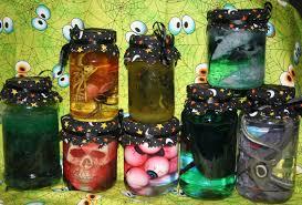 mama u0027s a mess halloween spooky specimen jars