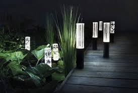 Lights For Backyard by Why Choose Solar Landscape Lights Thediapercake Home Trend In