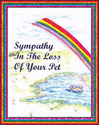 condolences for loss of pet 30 sympathy message pictures