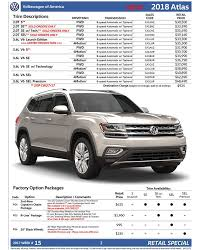 volkswagen atlas interior all new 2018 volkswagen atlas for sale denver colorado