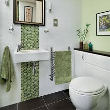 mosaic tiled bathrooms ideas green bathroom with modern and cool design ideas mosaic bathroom