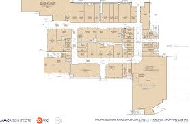 Shopping Centre Floor Plan by Halifax Shopping Centre 20 Vic Management Inc