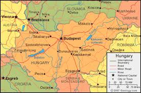baia mare map hungary map and satellite image