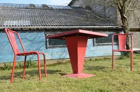 chaises priv es tolix t4 dimensions largeur cm hauteur assise cm profondeur cm with
