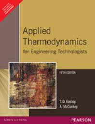 applied thermodynamics for engineering technologists 5th edition