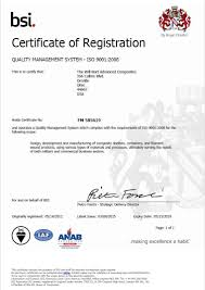 quality certifications iso 9001 2008 will burt