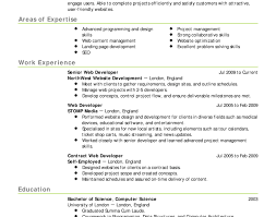 content developer resume resume makeover junior web developer