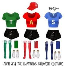 Alvin Halloween Costume Alvin Simon Theodore Diy Group Costume Holiday Fun