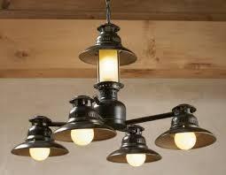 Lodge Lighting Chandeliers Cabela U0027s Grand River Lodge 5 Light Lantern Chandelier Ideas