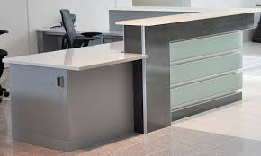Ada Reception Desk Nurses Station Medical Desk Ada Compliant Furniture