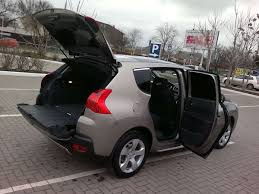peugeot cars 2011 2011 peugeot 3008 pictures 1 6l gasoline ff manual for sale