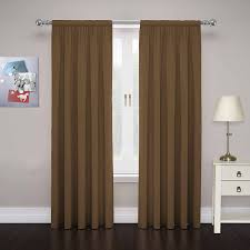 80 Inch Curtains Pairs To Go 15110080x084nvy Cadenza 80 Inch By 84 Inch