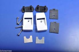 Fiamma Awning F45 Accessories Fiamma Awning Wall Leg Brackets For F45 And Caravanstores Ebay