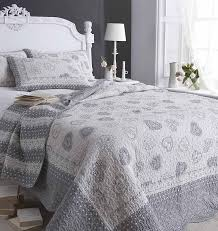 Jeff Banks Duvet Super King Bedspreads From Linen Lace And Patchwork
