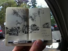 gabi campanario urban sketching on the go
