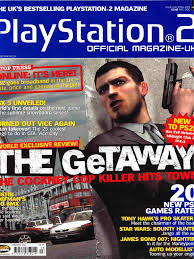 Starsky And Hutch Ps2 Official Ps2 Magazine Uk Issue 30 Square Company Square Enix