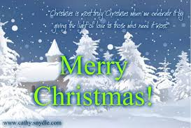 christmas quotes cathy