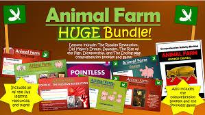 animal farm squealer double lesson by tandlguru teaching