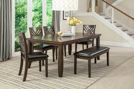 raymond espresso dining room jasons furniture outlet