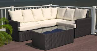 Cushion Patio Chairs by Furniture L Shaped Patio Furniture With Whit Cushion Patio Chairs