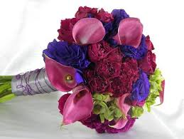 Wedding Flowers In October Wedding Flowers From Springwell October Wedding Bouquets In Jewel