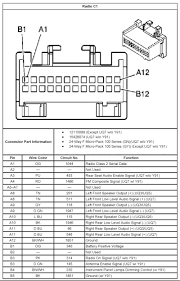 wiring diagram for gm radio wiring wiring diagrams instruction