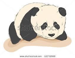 panda sketch stock images royalty free images u0026 vectors