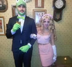 Frog Halloween Costumes Diy Sesame Street Kermit Frog Costume Maskerix