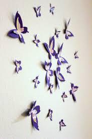 butterfly wall decoration ideas u2013 decoration image idea