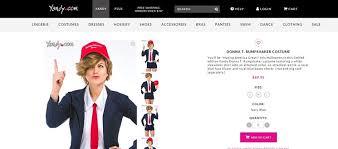 Donald Trump Halloween Costume Donald Trump Costume Politically Important
