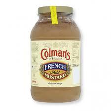 coleman s mustard colman s mustard x2 25lt condiments mostarda