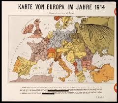 Deutschland Und Frankreich Karte by