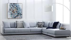Sofas To Go Fyshwick Hammar Fabric Modular Sofa Domayne