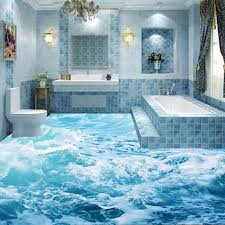 3d ocean floor designs awesome bathroom 3d tiles 3 3d look 3d wall tiles wave uv