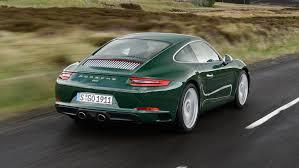 porsche 911 irish green porsche 911 carrera s one millionth 911 driven first drives
