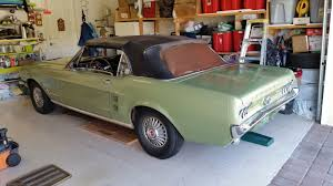 1967 mustang convertible 1967 mustang convertible for sale by original owner ford