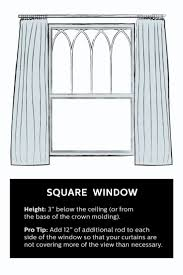 Curtain Tips by 99 Best Window Treatments Images On Pinterest Window Treatments