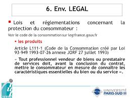 bureau protection du consommateur l environnement global ppt télécharger