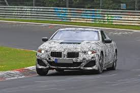 spyshots 2018 bmw 8 series shows m sport front bumper and gaping