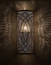 Moroccan Wall Sconce Craft Looks Decorative Moroccan Wall Light Wall Ls Craft