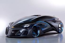 future home designs and concepts this chevrolet fnr concept car is science fiction made real