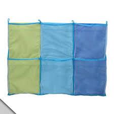 amazon com ikea wall organizer storage 6 pockets blue nursery