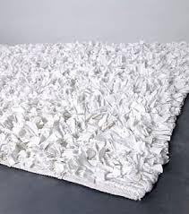 Shaggy Bathroom Rugs White Cotton Shaggy Bathroom Rug Cotton White Shag Rug