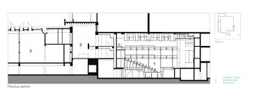 National Theatre Floor Plan Gallery Of National Theatre Haworth Tompkins 49